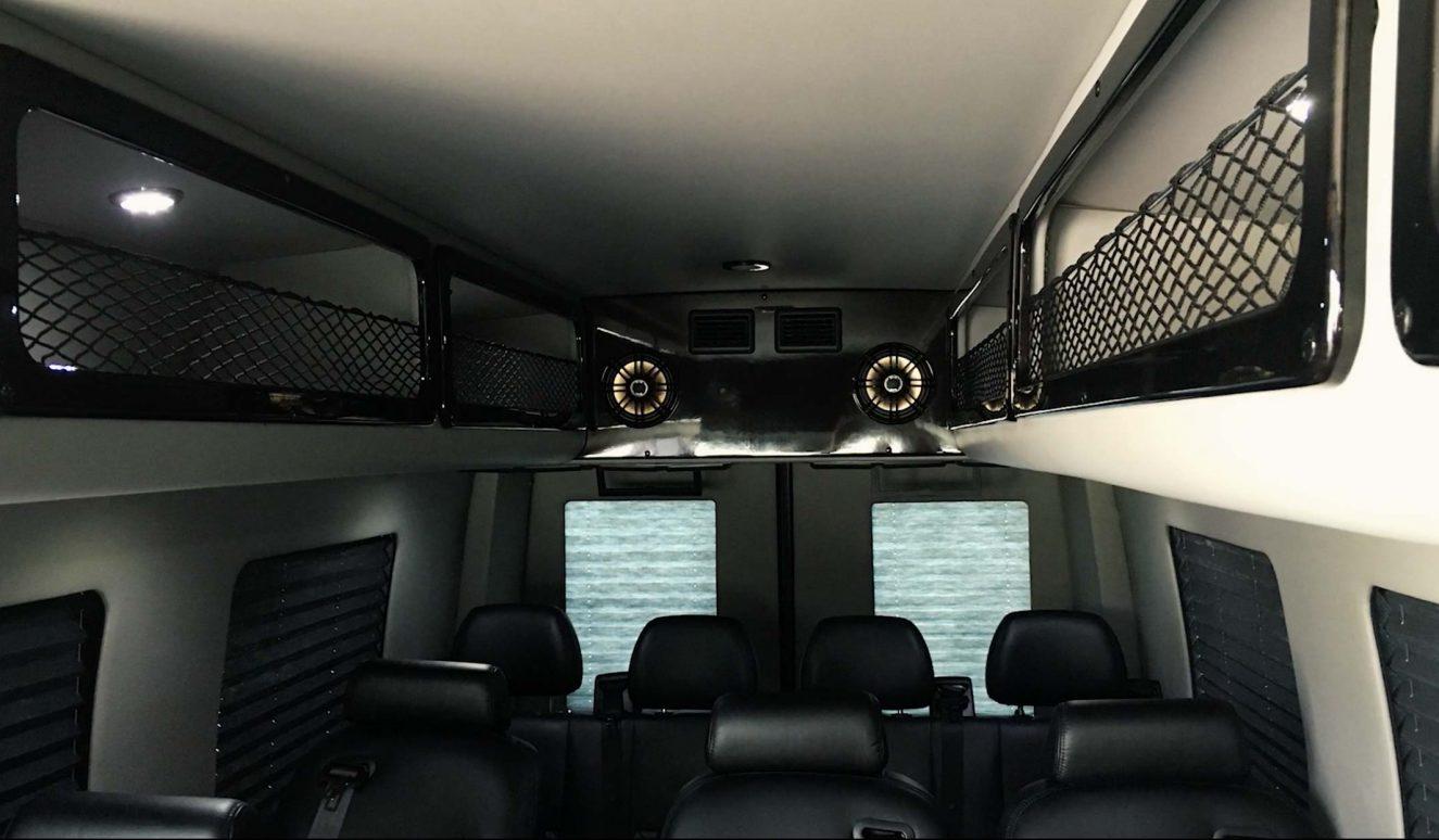 Executive Passenger Vans