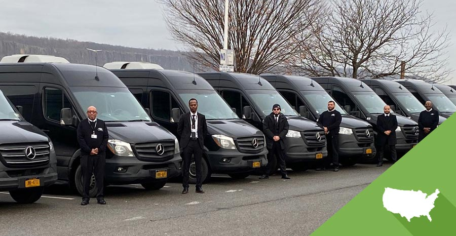 Corporate Shuttle Buses