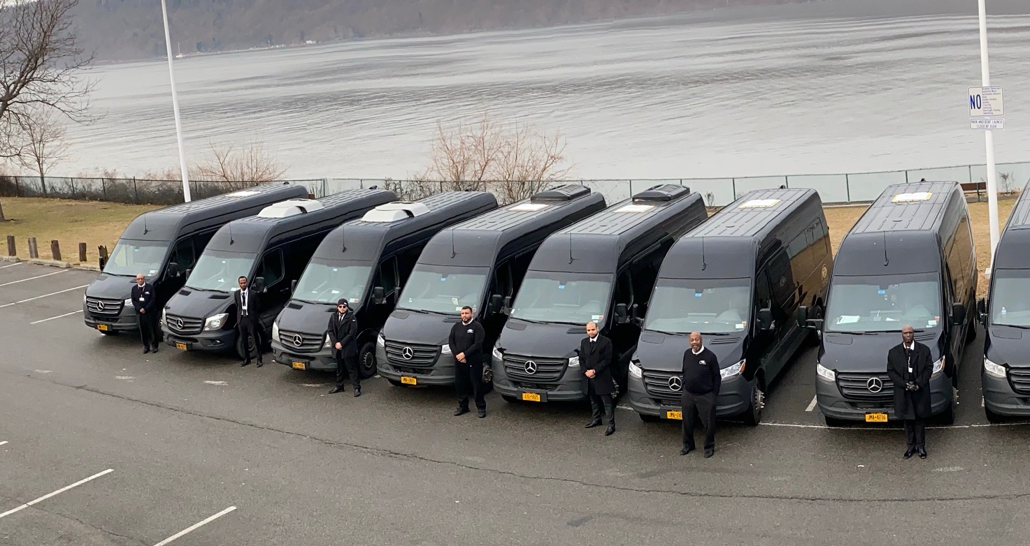 Corporate Shuttle Bus Services