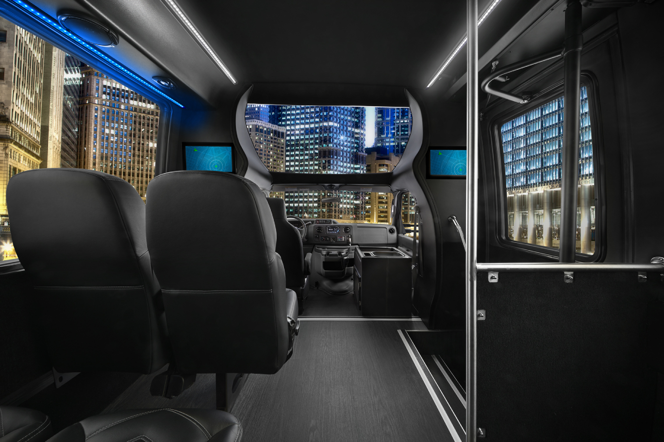 Your comfort. Your safety. Your shuttle.